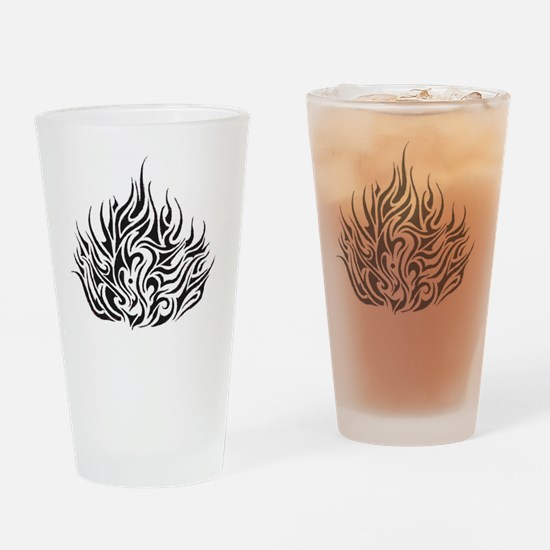 Unique Musical genres Drinking Glass