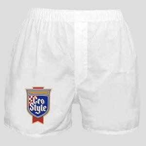 Cro Style Boxer Shorts