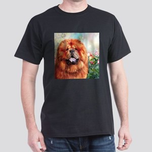 Chow Chow Painting T-Shirt