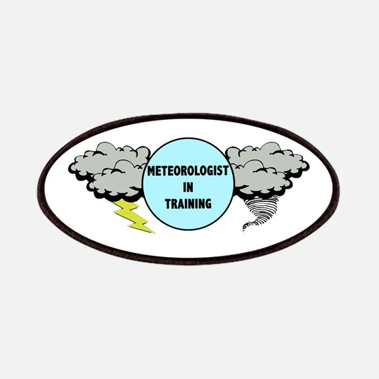 Meteorologist in Training Patch