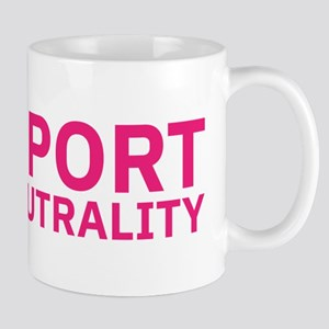 Support net neutrality Mugs
