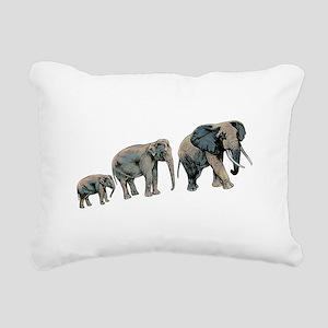 GUIDANCE Rectangular Canvas Pillow