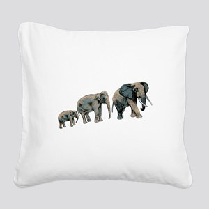 GUIDANCE Square Canvas Pillow