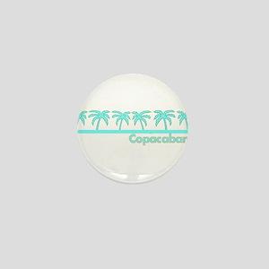Copacabana Mini Button
