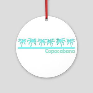 Copacabana Ornament (Round)