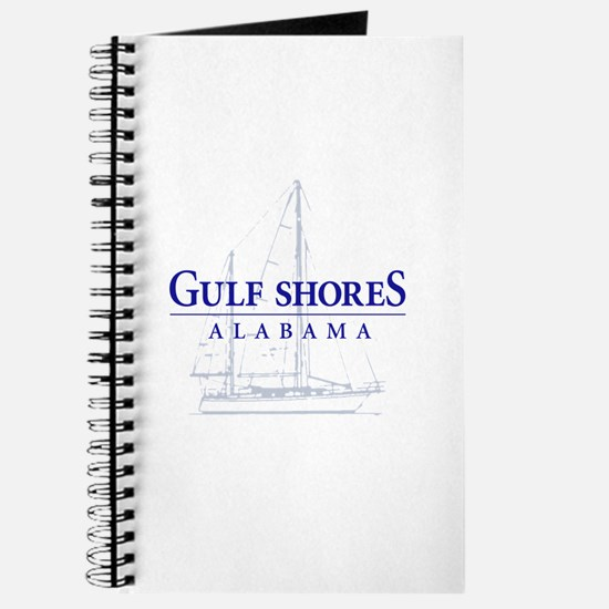 Gulf Shores Sailboat - Journal