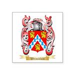 Weissblum Square Sticker 3