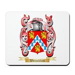 Weissblum Mousepad