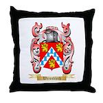 Weissblech Throw Pillow