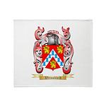 Weissblech Throw Blanket