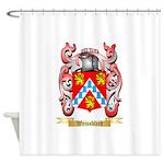 Weissblech Shower Curtain