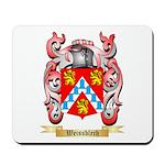 Weissblech Mousepad