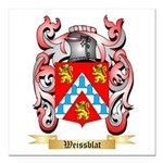 Weissblat Square Car Magnet 3
