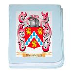Weissberger baby blanket