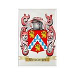Weissberger Rectangle Magnet (100 pack)