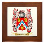 Weissberger Framed Tile