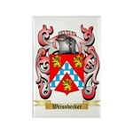 Weissbecker Rectangle Magnet (10 pack)