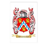 Weissbecker Postcards (Package of 8)