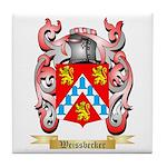Weissbecker Tile Coaster