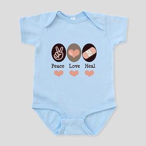 Heal Nurse Doctor Infant Bodysuit