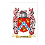 Weishaus Postcards (Package of 8)
