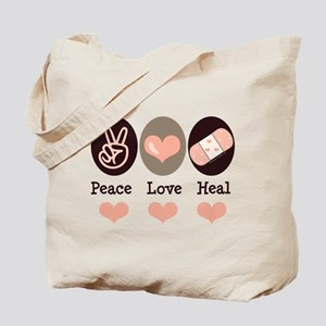 Heal Nurse Doctor Tote Bag