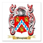 Weisglass Square Car Magnet 3