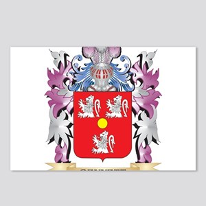Bennett Coat of Arms (Fam Postcards (Package of 8)
