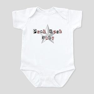 Punk Rock Baby One Piece