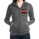 lets workout Women's Zip Hoodie