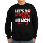 lets workout Jumper Sweater
