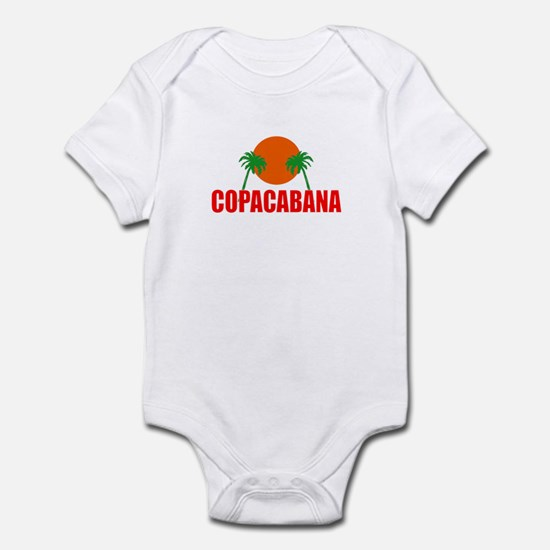 Copacabana Infant Bodysuit