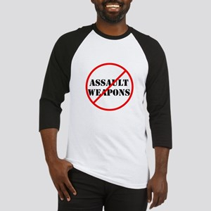 No assault weapons, gun control Baseball Jersey