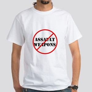 No assault weapons, gun control T-Shirt