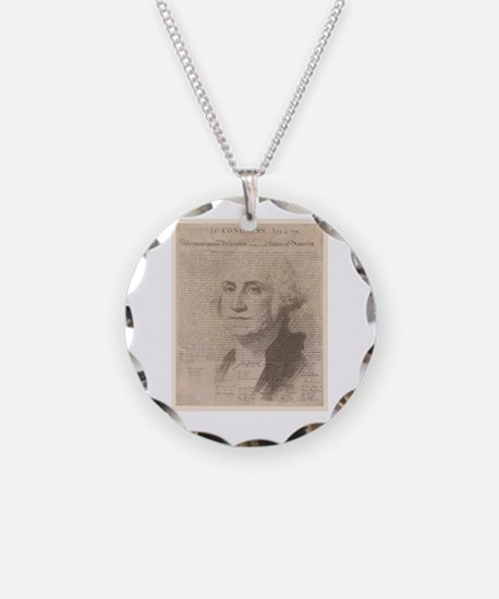 GW with our document Necklace