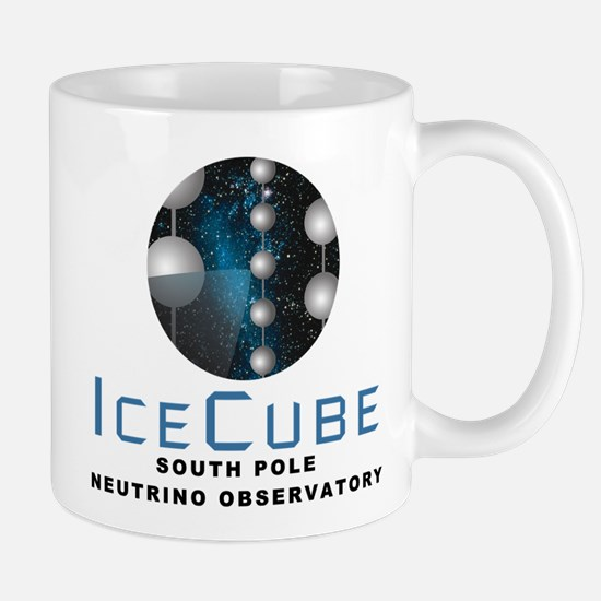 IceCube Observatory Logo Mug
