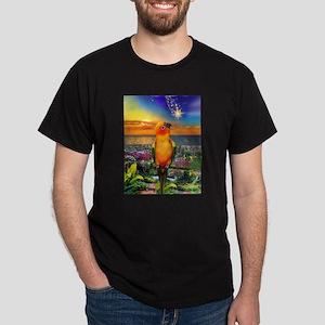 Sun Conure at Sunset T-Shirt
