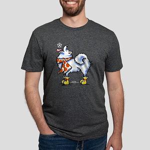 Samoyed Snowflake T-Shirt