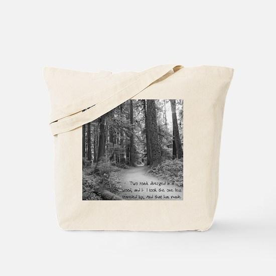 Unique Forrest Tote Bag