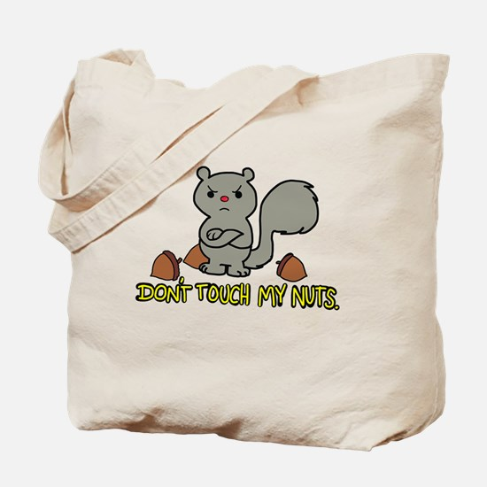 Cute Scrotum Tote Bag