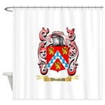 Weisfield Shower Curtain