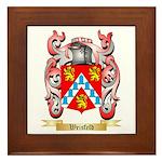 Weisfeld Framed Tile