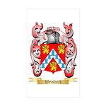 Weisbuch Sticker (Rectangle 10 pk)