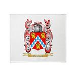 Weisblum Throw Blanket