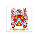Weisbecker Square Sticker 3