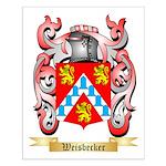 Weisbecker Small Poster