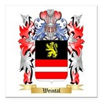 Weintal Square Car Magnet 3