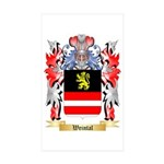 Weintal Sticker (Rectangle 50 pk)