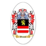 Weintal Sticker (Oval)