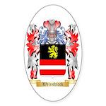 Weinshtock Sticker (Oval 50 pk)